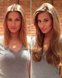 curly hair extensions before and after fashion clothes style gadgets