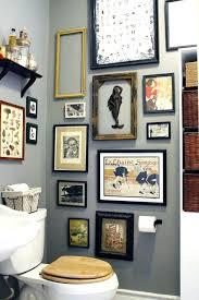 ideas to decorate bathroom walls bathroom wall decor magicfmalgarve com