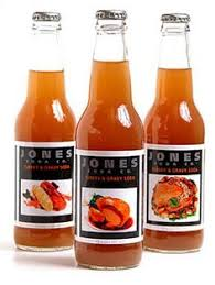 turkey and gravy jones soda thanksgiving products