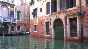 Italy Houses by Where The Streets Are Water Venice Italy Youtube