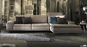 canapé avec méridienne canapé avec méridienne style contemporain tissu