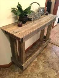 natural wood console table wooden console tables oxsight co