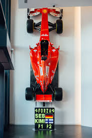 ferrari factory sky view among the masters at the ferrari and lamborghini museums the new