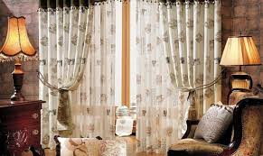 Curtains And Sheers Ways To Use Sheer Curtains And Valences