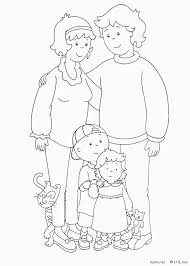8 caillou images coloring birthday
