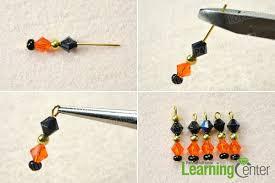 diy costume jewelry on how to make halloween earrings pandahall com