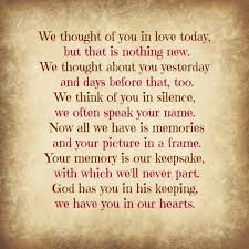 lost of loved one quotes quotes of the day