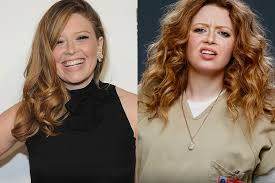 9 u0027orange is the new black u0027 actresses in and out of character