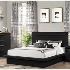 Black Panel Bed Signature Design By Ashley Brafllin Black Panel Bed Free