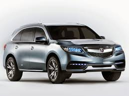 jeep acura 2015 acura mdx information and photos zombiedrive
