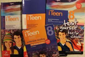 Extreme Manual Inglês 8º ano iTeen pack com 4 livros Vila Franca de Xira  @EW62