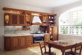 Concrete Kitchen Cabinets Traditional Kitchen Cabinets Glossy Concrete Flooring Varnished