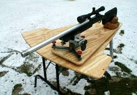 portable shooting bench rvb precision