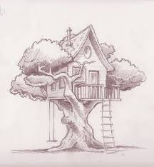 best 25 trees drawing simple ideas on tree drawing