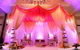 indian wedding decorators in ny huntington new york indian wedding by house of talent studio