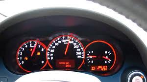 nissan altima coupe race 2008 nissan altima 3 5 se v6 cvt acceleration 0 220 km h youtube