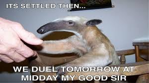 Anteater Meme - doomsee vs gibbs bo5 1v1 6 years in the making youtube