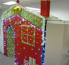 Christmas Office Window Decorations by Christmas Decorating Ideas For An Office Cubicle U2013 Home Design And