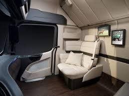 Coach Interior For Cars Mercedes Benz Future Truck 2025 Concept Interior Car Body Design