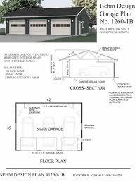 Garage Blueprints Best 25 3 Car Garage Plans Ideas On Pinterest 3 Car Garage