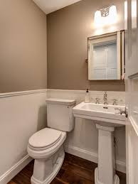bathroom powder room ideas small bathroom with wainscoting descargas mundiales com