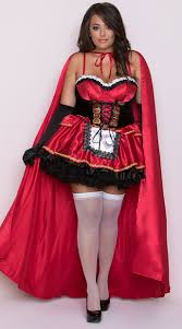 size little red costume plus size red riding hood costume