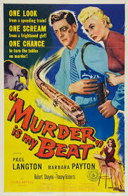 murder is my beat 1955 film noir of the week