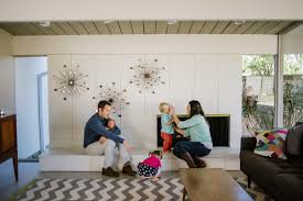 eichler home a dream come true for amanda mid century home