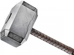 mjolnir thor s hammer minecraft project models pinterest