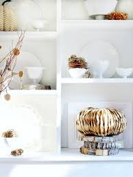 Decorating A Hutch Three Different Ideas For Decorating A Hutch For Fall