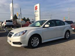 used 2013 subaru legacy for sale barrie on