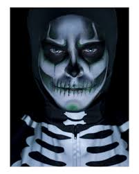 halloween makeup kits professional glow in the dark skeleton make up brilliant special effects make