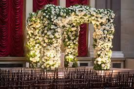 Wedding Arch Nyc Wedding Ceremony Ideas Flower Covered Wedding Arch Inside Weddings