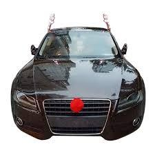 reindeer car light up led antlers nose reindeer car truck costume christmas