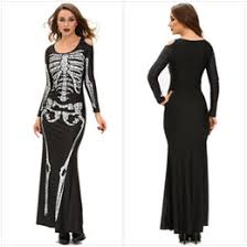 Womens Skeleton Halloween Costume Women Skeleton Halloween Costume Suppliers Women Skeleton