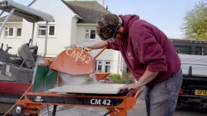 Masonry Saw Bench For Sale Norton Clipper Cm42 Saw On Itv U0027s Love Your Garden Norton