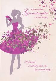 granddaughter birthday cards birthday cards for granddaughter