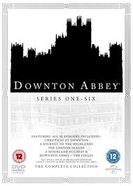 downton the complete collection dvd hmv store