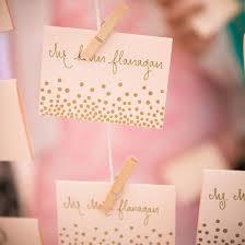 wedding ideas 17 unique escort and place card concepts inside