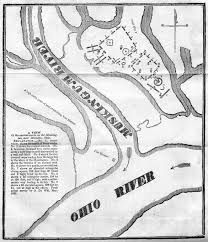 Ohio River Valley Map Amwest Licensed For Non Commercial Use Only Syllabus