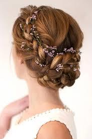 hair wedding updo best 25 braided wedding hairstyles ideas on grad