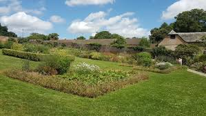the walled garden picture of croft castle and parkland yarpole