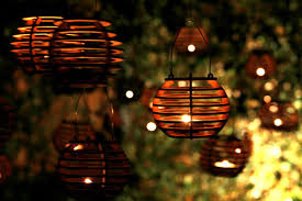 chic decorative outside lights brighten up your outdoor area with