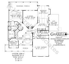house plans country style habersham house plan house plans by garrell associates inc