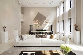 Chandelier Height Above Table by Two Sophisticated Luxury Apartments In Ny Includes Floor Plans