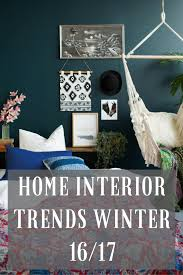 home interior winter trends 16 17 love chic living