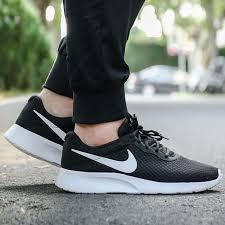 Nike Tanjun Black nike tanjun black white original kickshead
