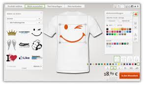 shirt selbst designen t shirt selbst gestalten