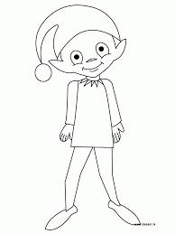printable elf girl elf on the shelf coloring pages free 10 printable coloring pages
