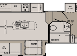 bunkhouse fifth wheel floor plans celebrationexpo org